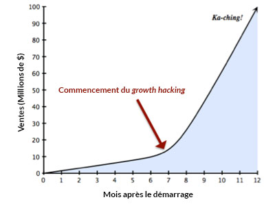 Le Growth Hacking en image